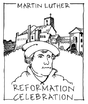 Martin Luther Reformation Coloring Pages Sketch Coloring Page