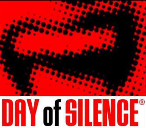 from Brenden gay day of silence