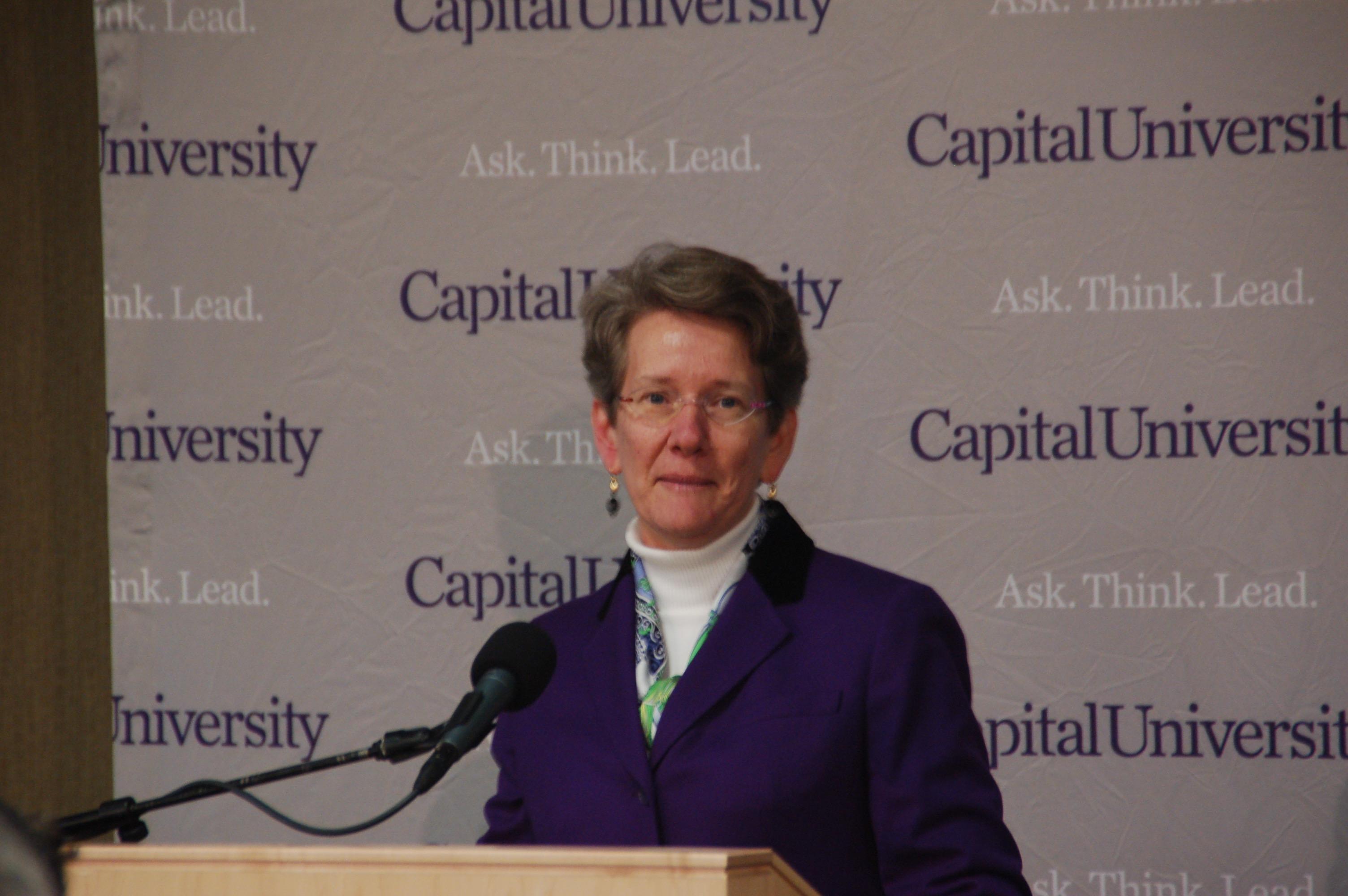 Dr. Elizabeth Paul