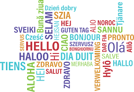 Multilingual students share their experience with language