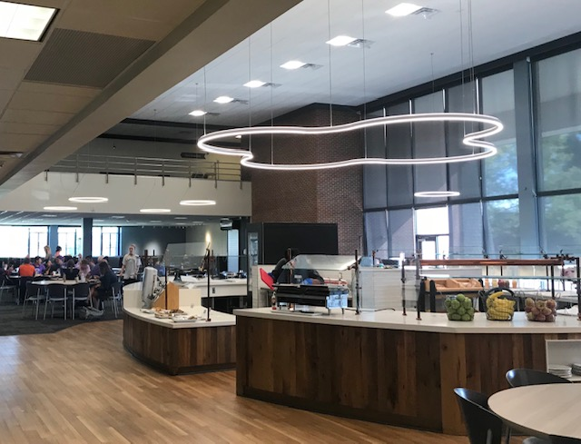 Dining renovations bring new experience for students, staff