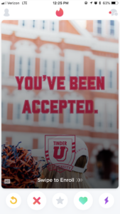 I tried Tinder University so you don't have to - The Chimes