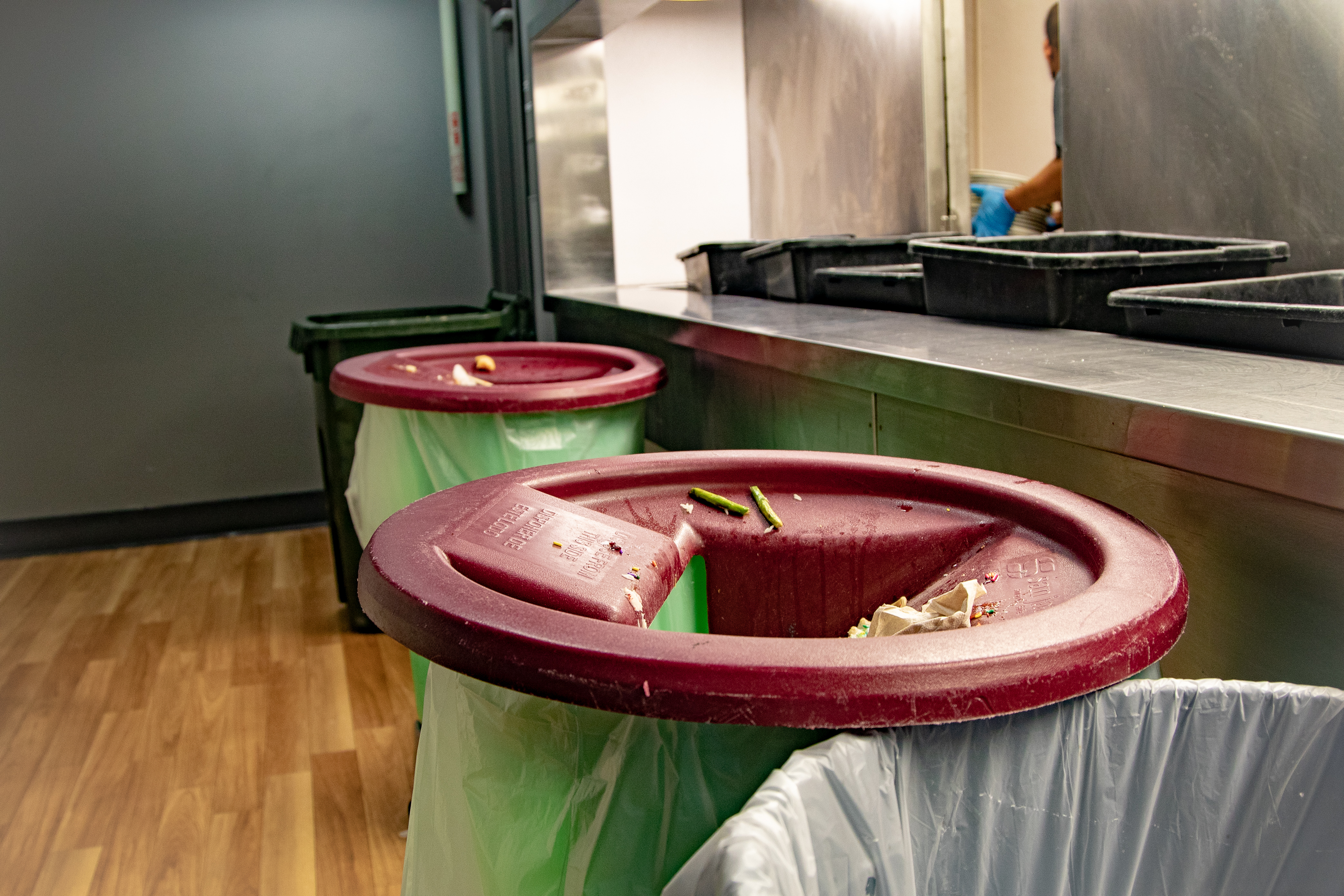 Reducing, reusing, and recycling our way to a cleaner campus
