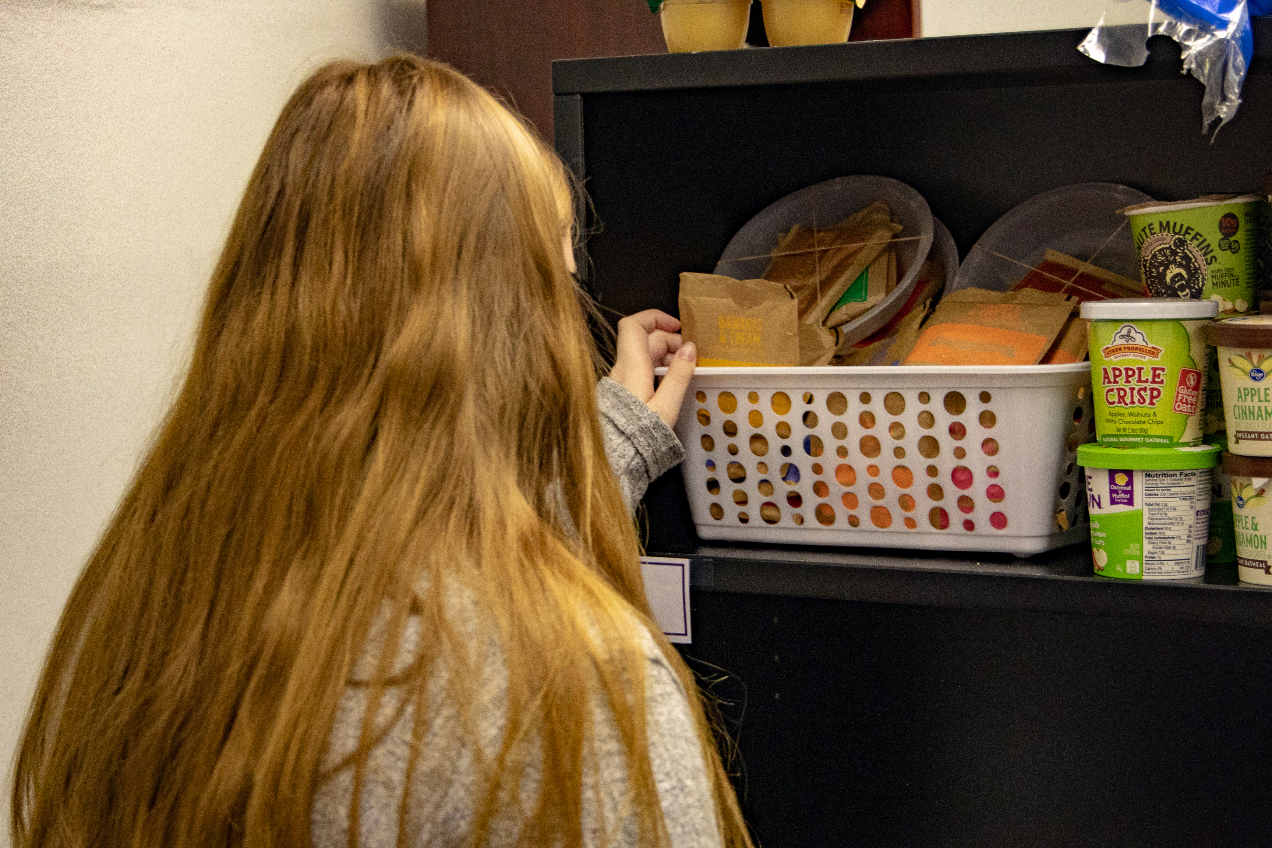 Cap Cupboard brings new resource for students in need