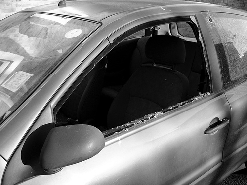 Public Safety has 'no suspects' in car vandalism