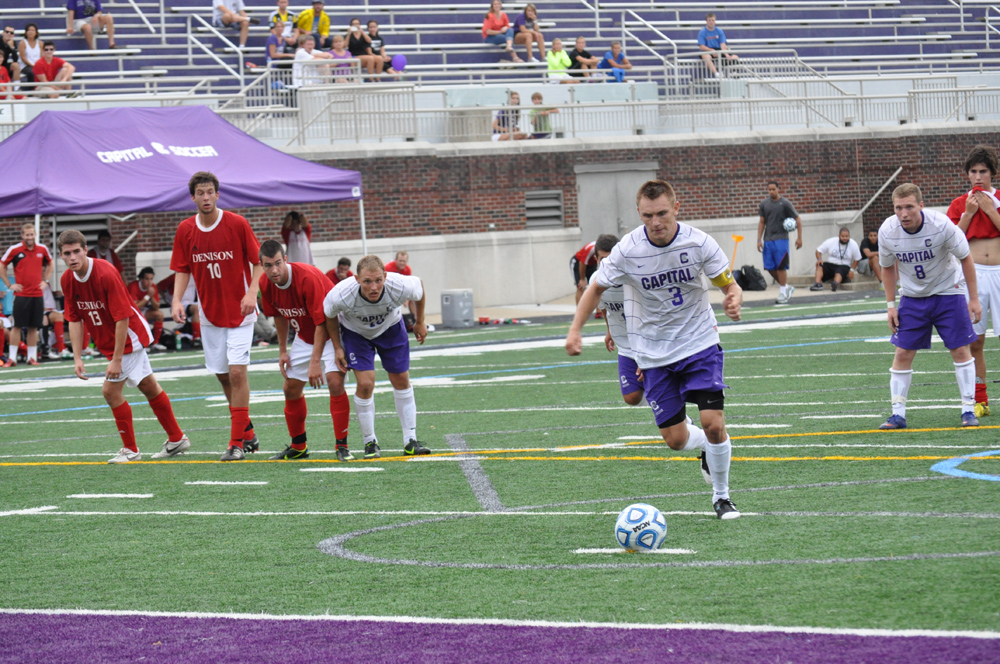 Men's soccer loses double-overtime heartbreaker