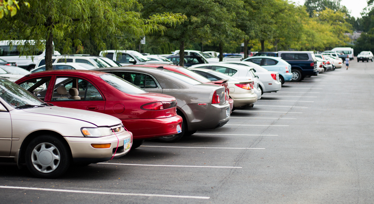 Opinion: The issue with parking passes