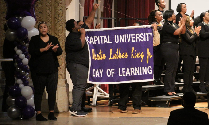 Capital's MLK Day of Learning aims to inspire action