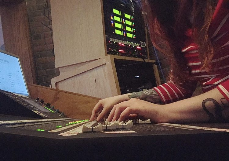 Alum becomes university's first female music tech instructor