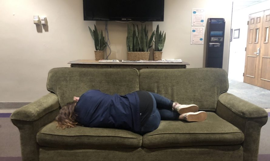 Ten best places to sleep on campus