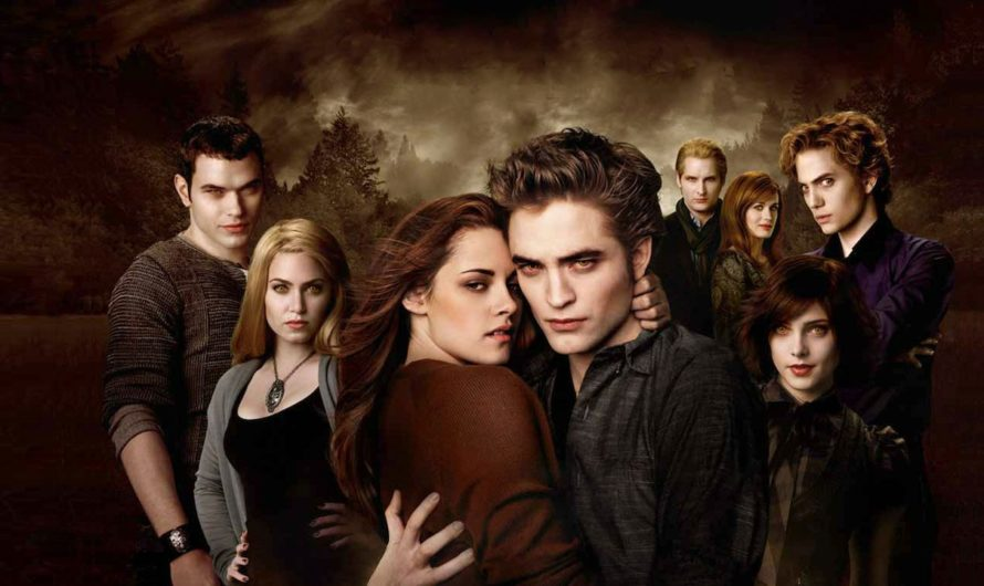 I watched 'The Twilight Saga' for the first time ever