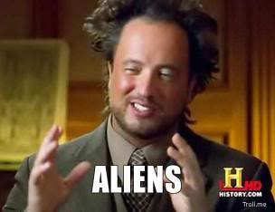 Pop Science: Aliens