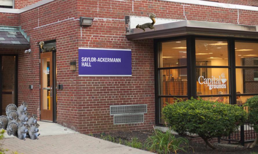 Satire: Squirrels keep residence halls on lockdown