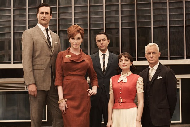 Analyzing Audience Psychology Through Mad Men