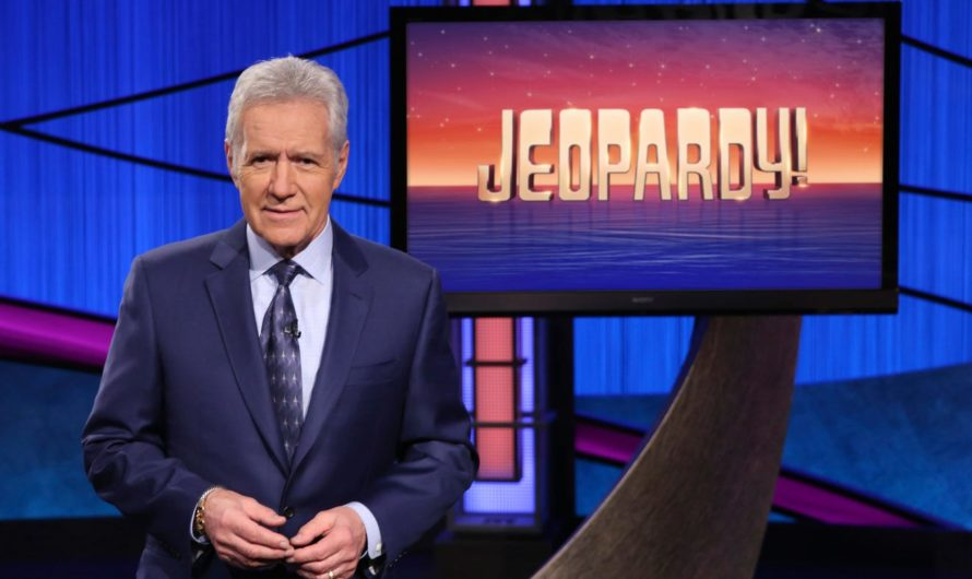 "Leaving a legacy of curiosity, ""who is Alex Trebek?"""