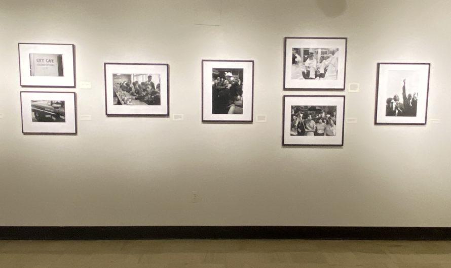 Schumacher Gallery exhibit showcases Civil Rights Movement through History