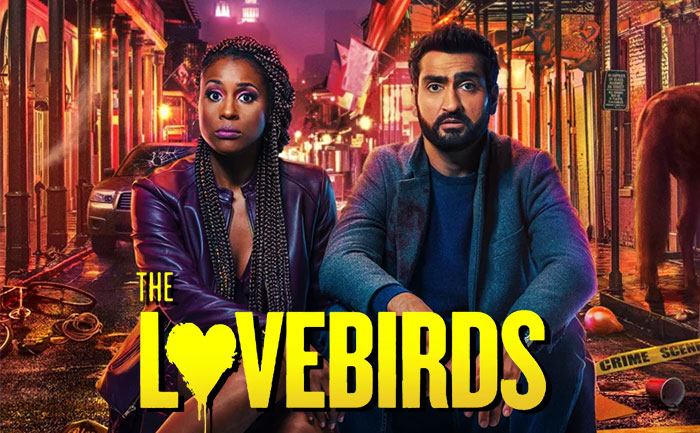 'The Lovebirds' is a one of a kind movie