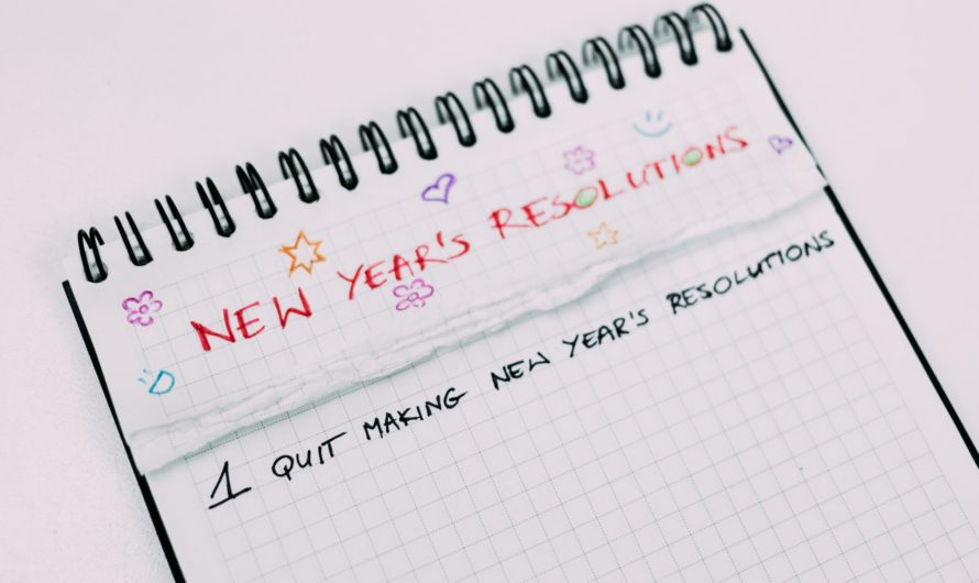 Opinion: Skip the New Year's resolutions in 2021