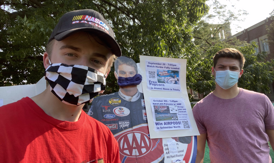 Sky's the limit for NASCAR Club