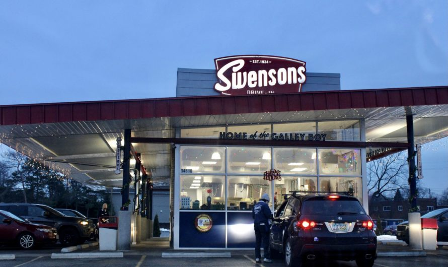 Swensons: New Burger Joint Opens in Reynoldsburg