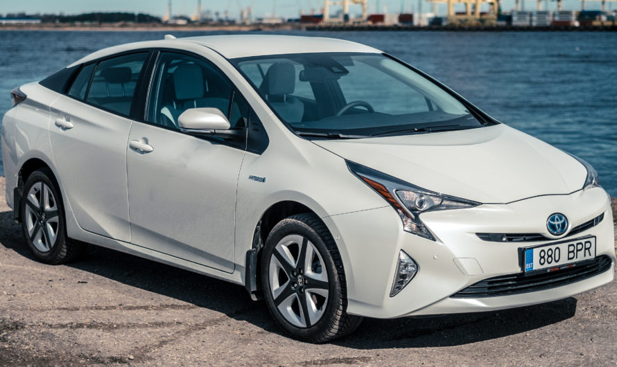 Stop Hating on the TOYOTA PRIUS