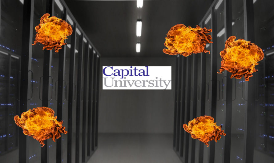 Satire: Capital University is recovering from email outage