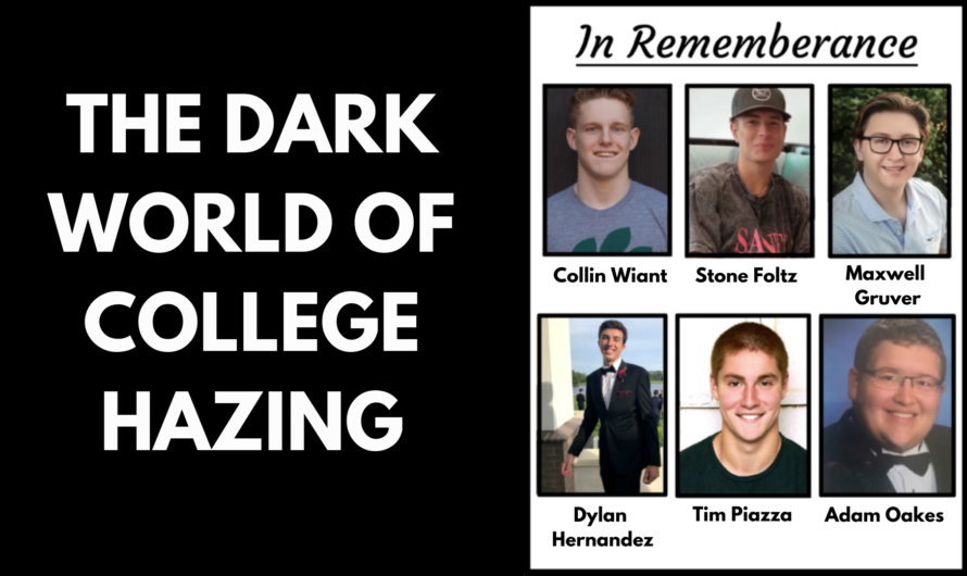The Dark World of College Hazing
