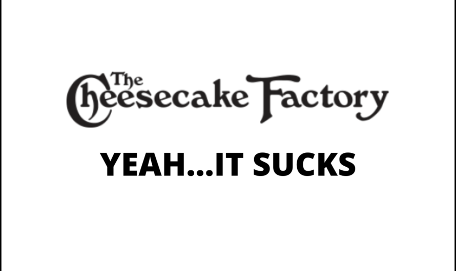 Cheesecake Factory is so overrated, here's why