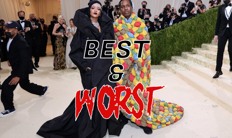 The best and worst looks of Met Gala 2021