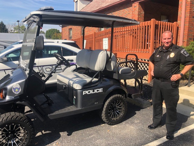 Capital PD adds new vehicle to fleet
