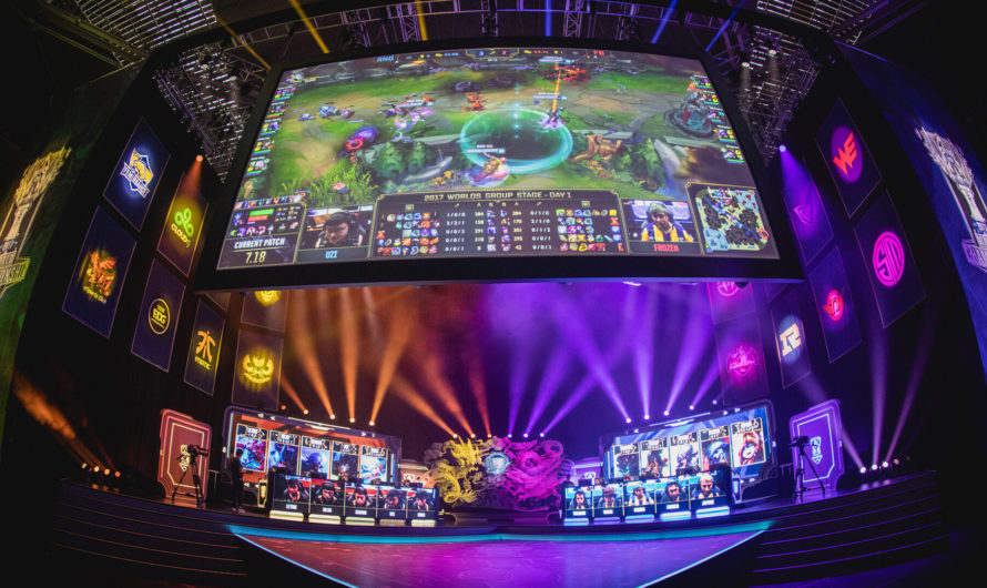 Breaking down League of Legends World Championship