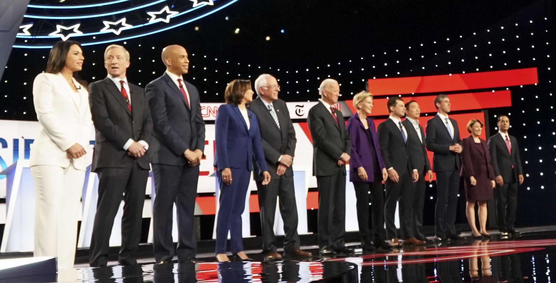 Reflections from the 2019 Democratic Debate