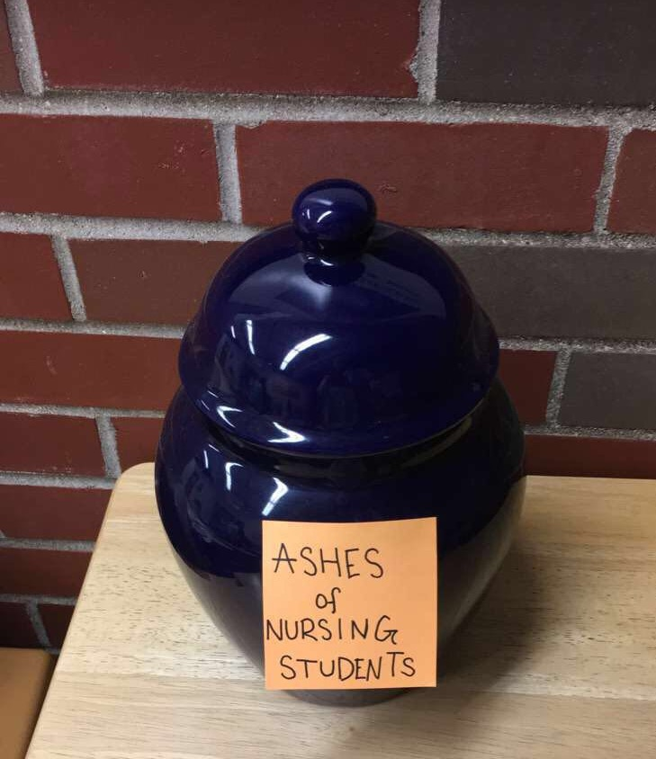 Suspicious urn sparks controversy