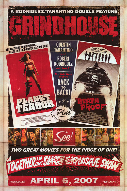 """Grindhouse"" turns ten"