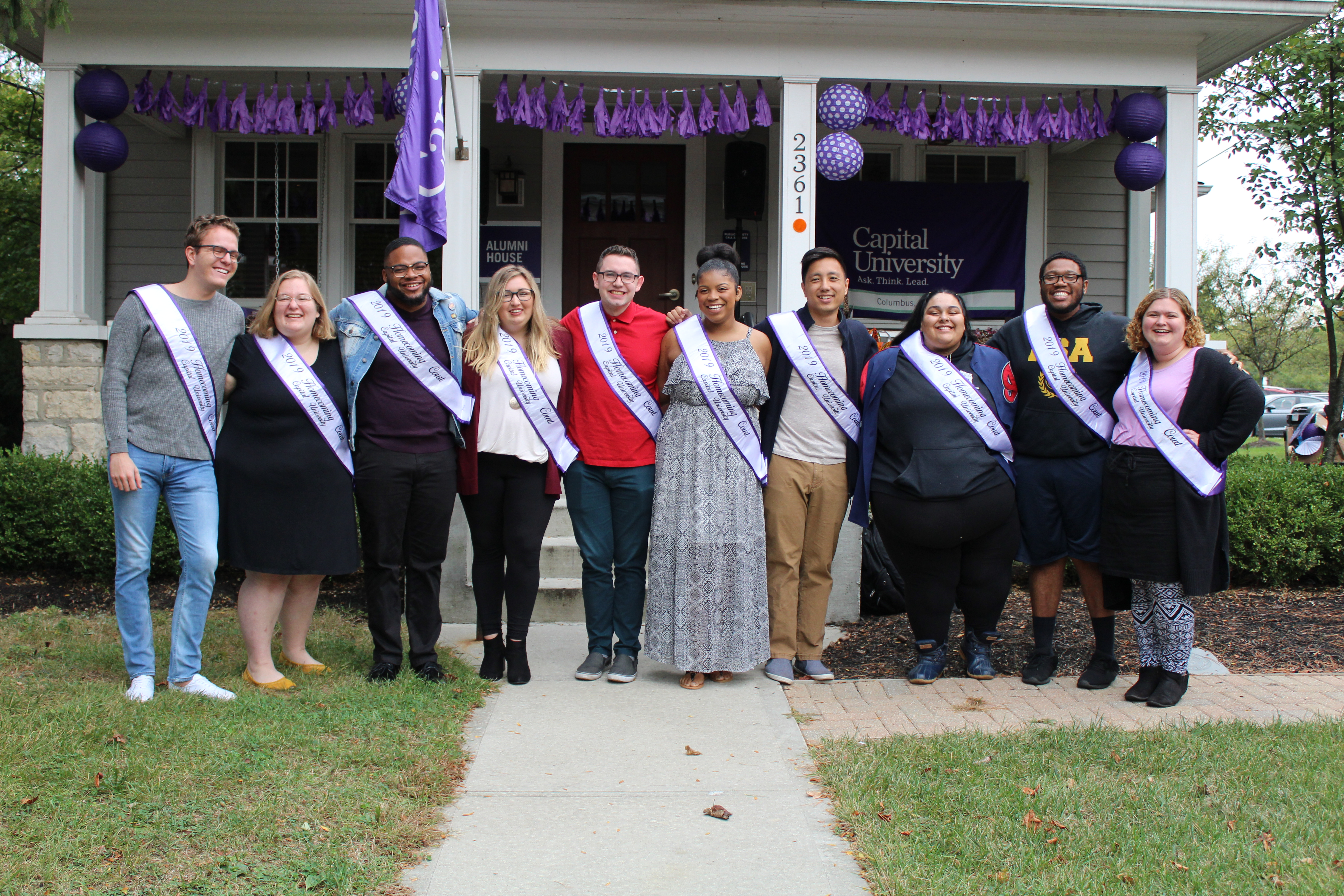 Get to know your 2019 Homecoming Court