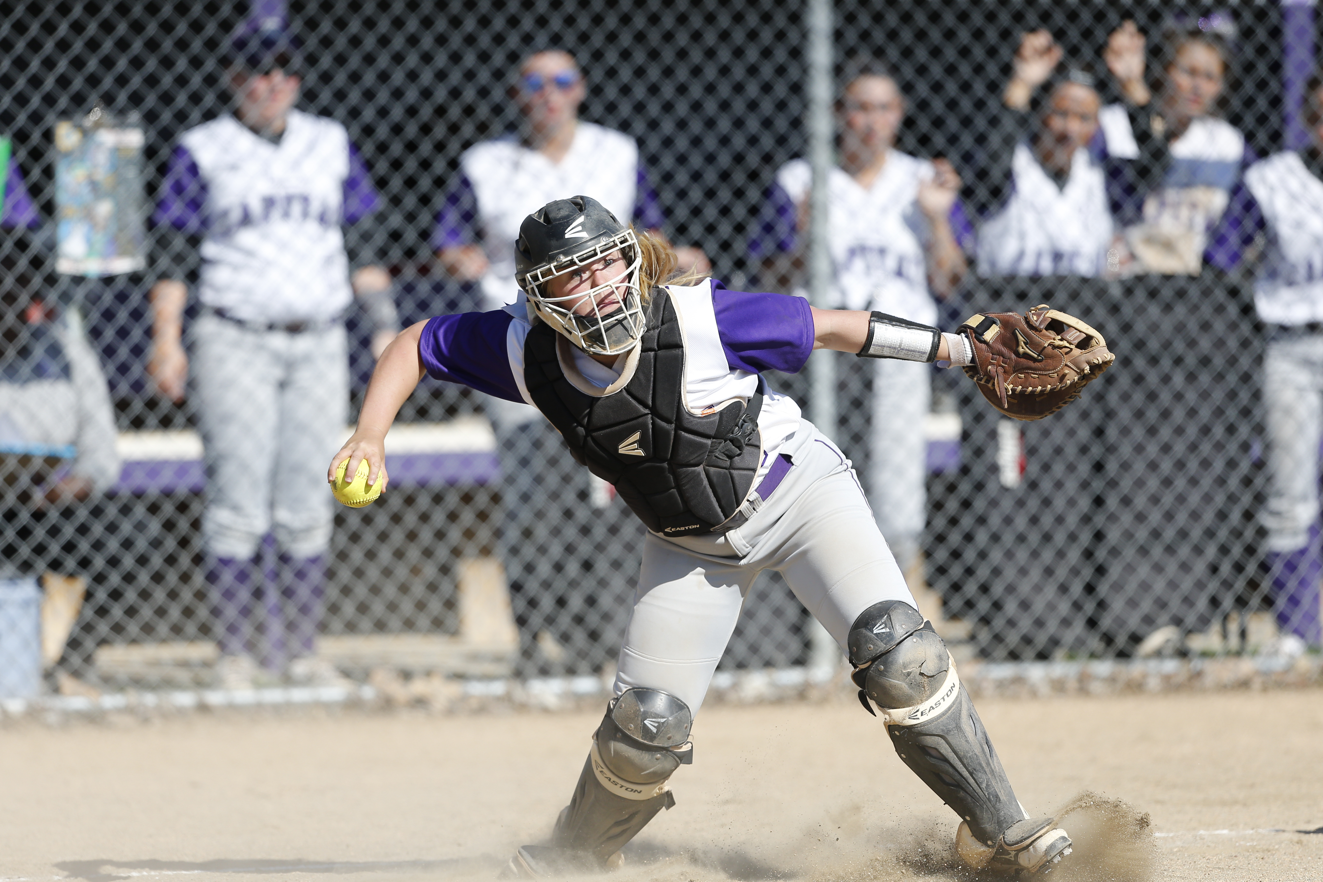 Softball is back, bigger, and better than before