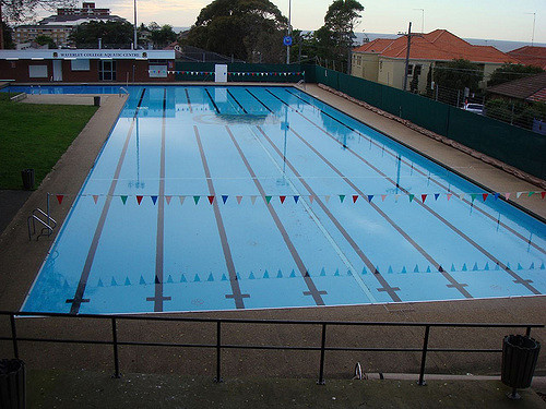 Why Capital should invest in a swimming pool