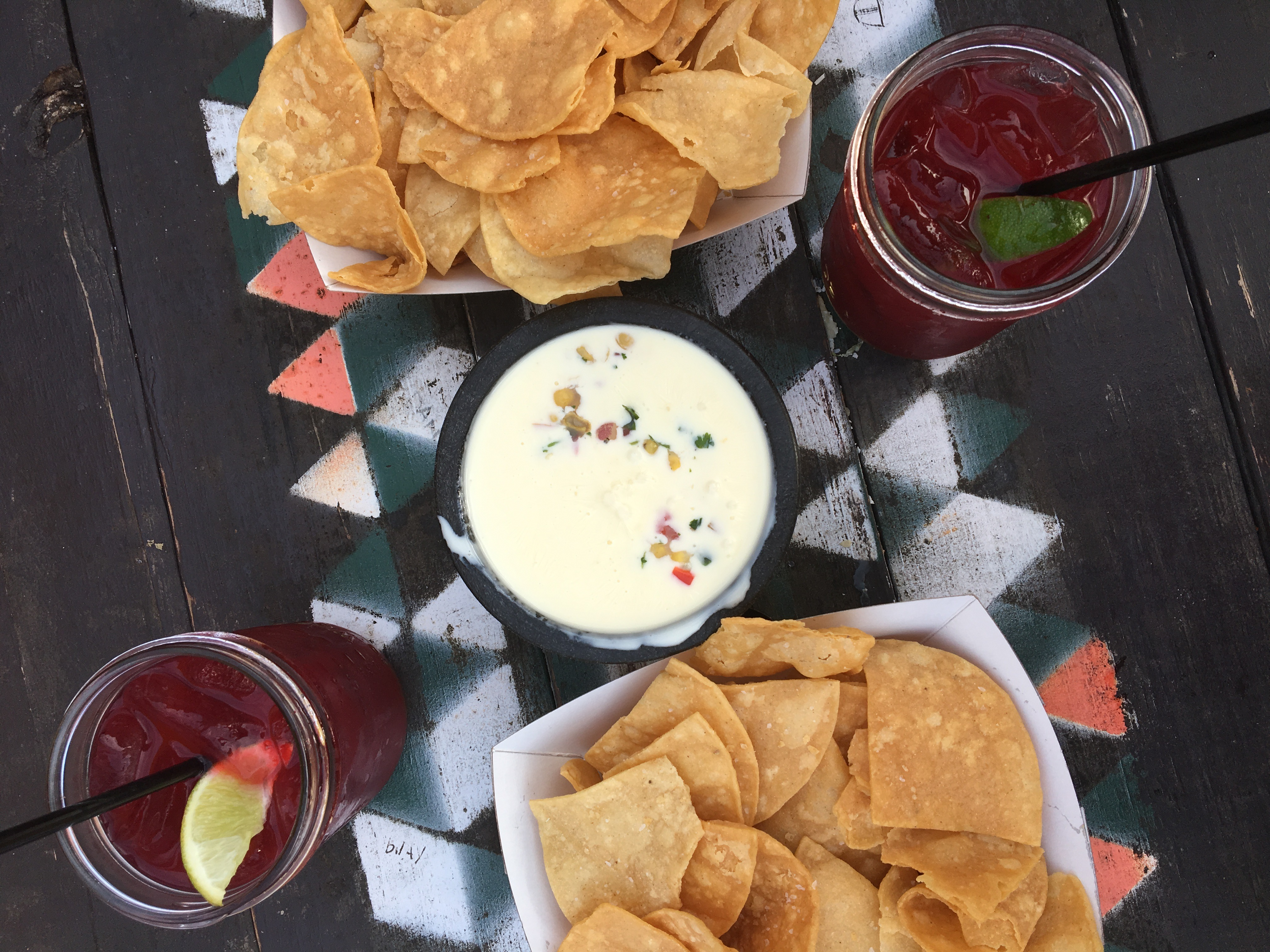 Queso Quest: you chose it, the Chimes ate it