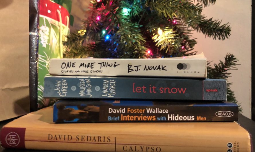 Four books of short stories to read over break
