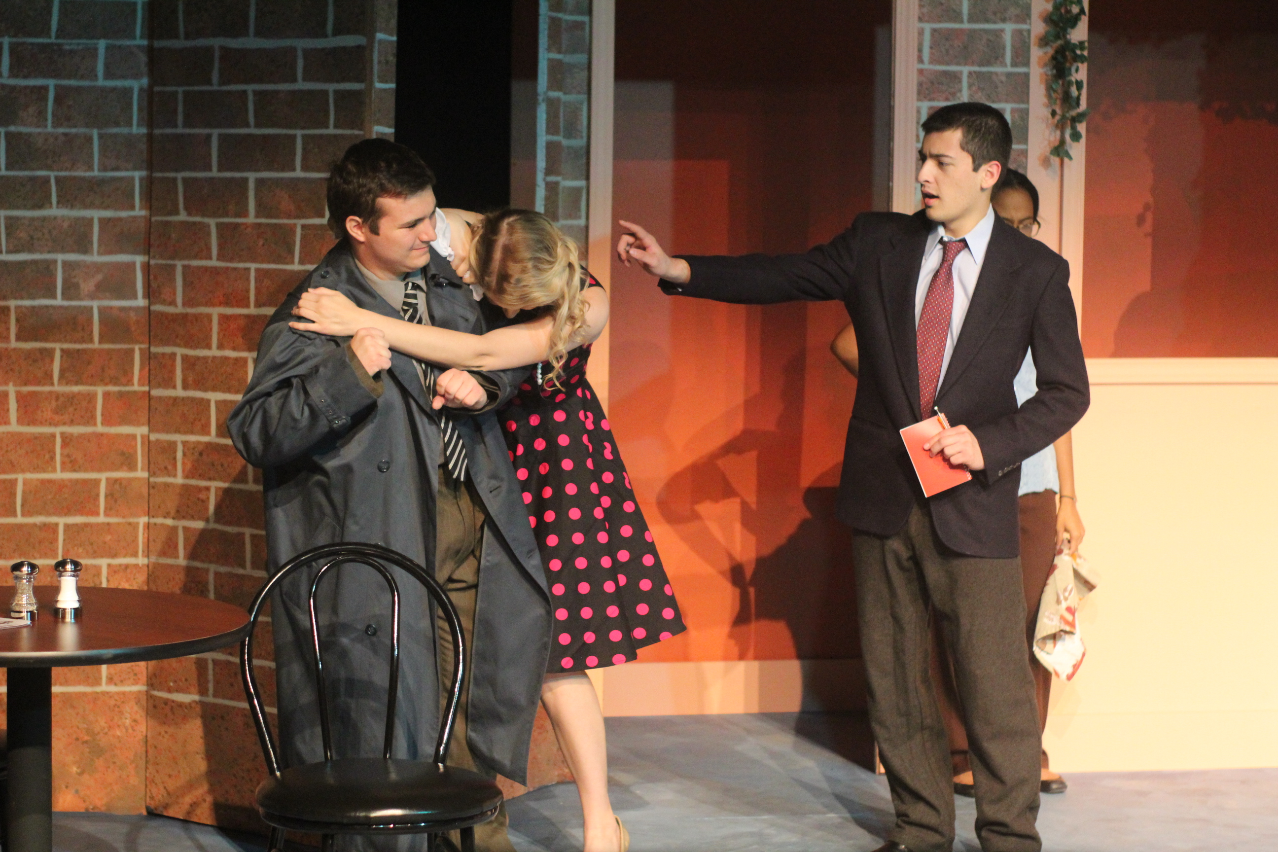 """Cabaret Theater presents """"Murder Can Be Deadly"""""""