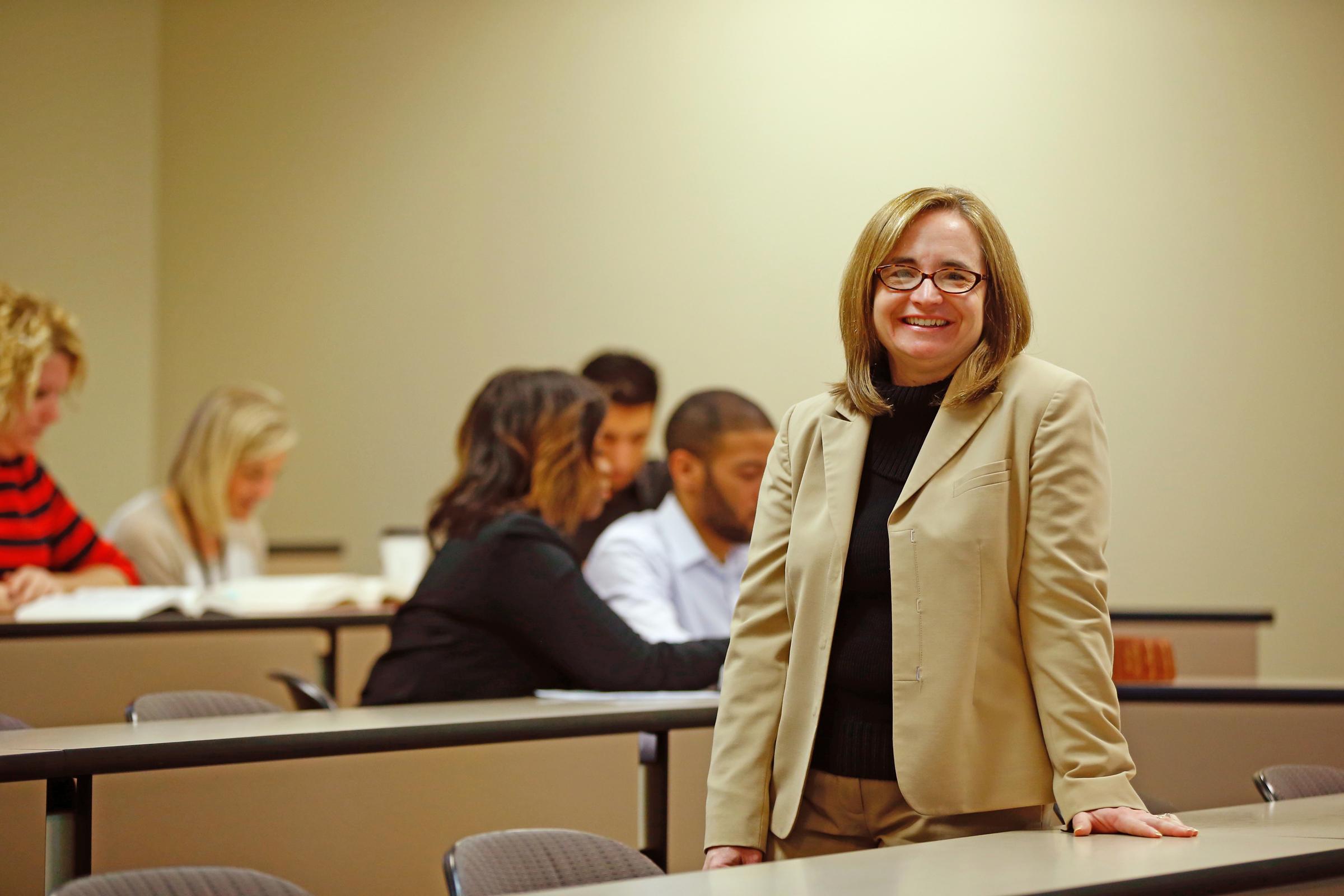 University appoints new dean of law school