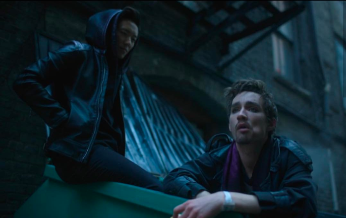 The Umbrella Academy' showcases a new type of superhero | The Chimes