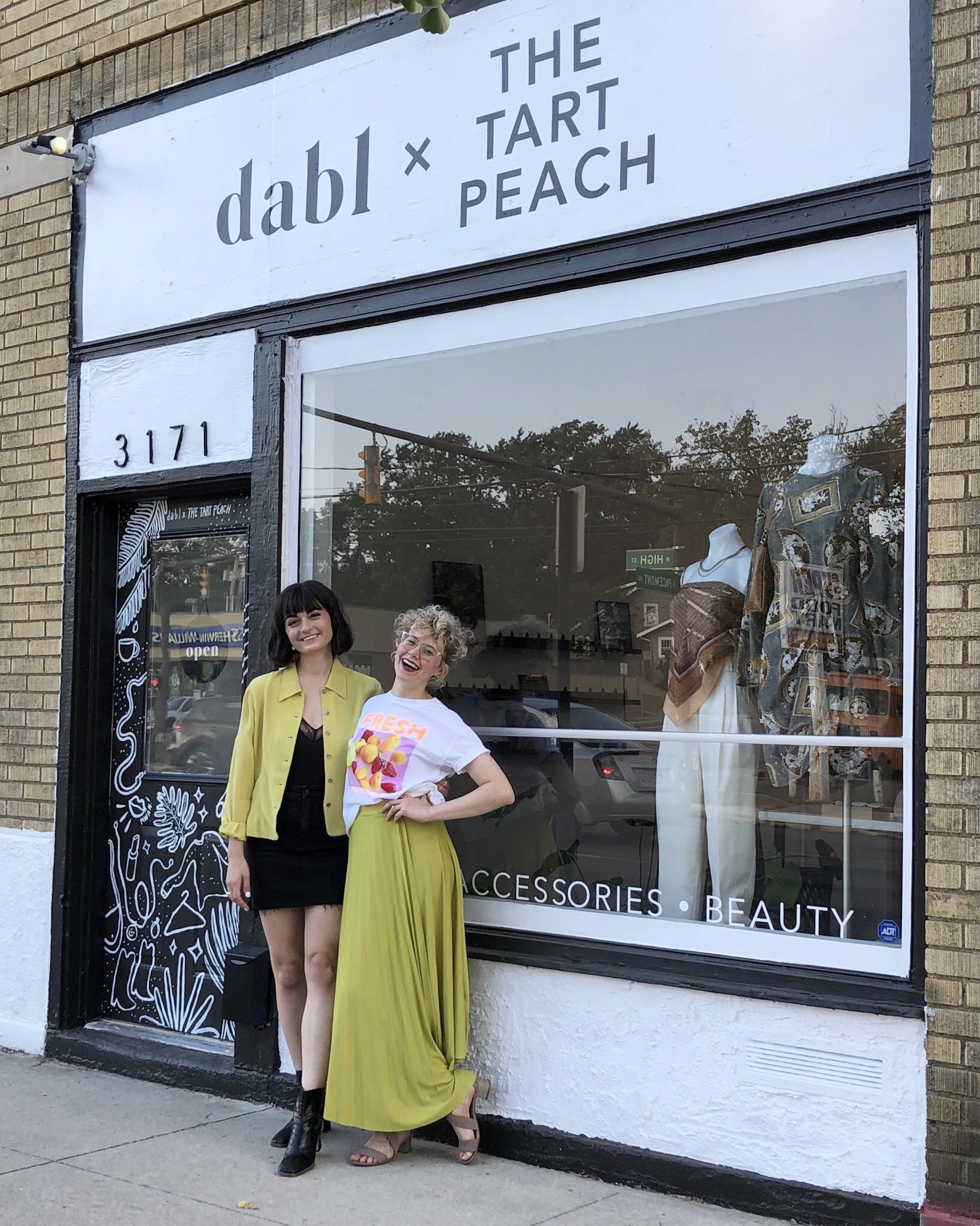 The Tart Peach: Side-hustle turned full-time business