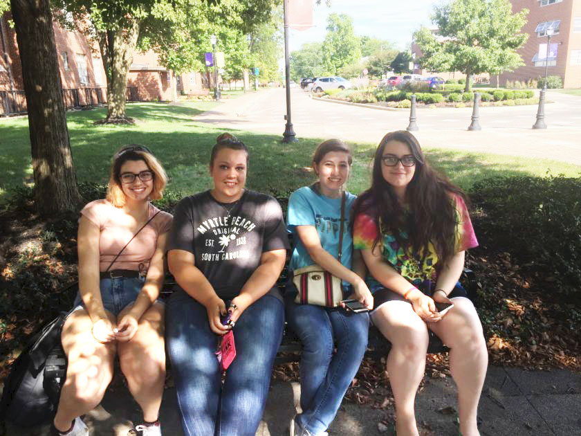 First Impressions: What the Class of 2020 thinks of life on campus so far