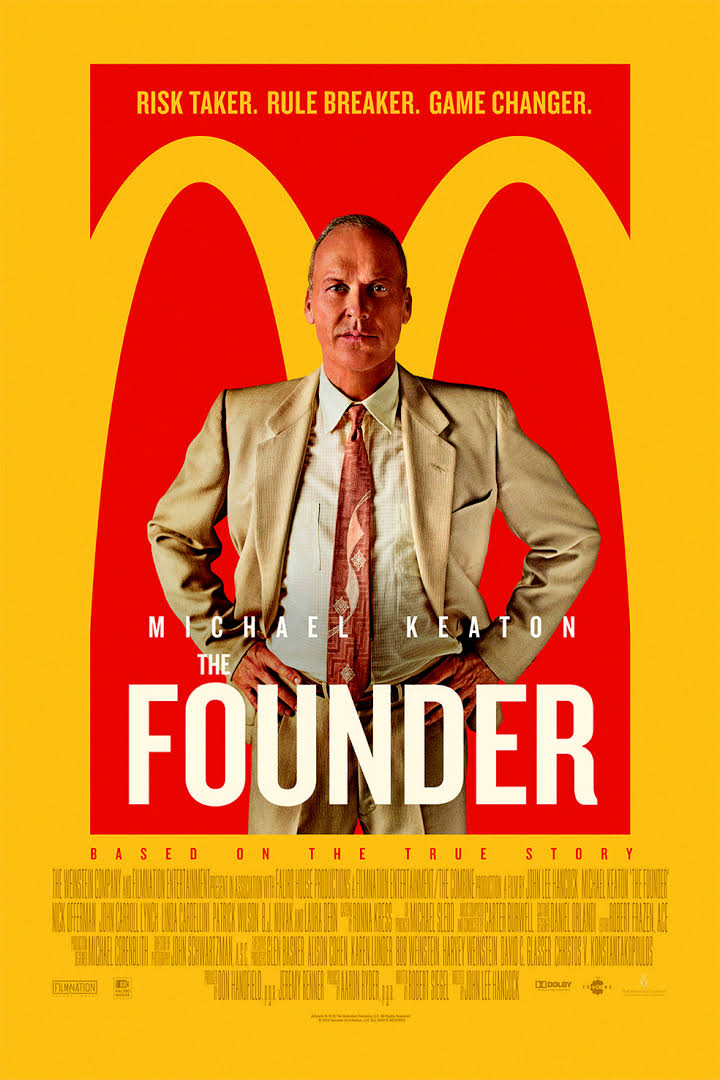 'The Founder' cooks up an all-American anti-hero