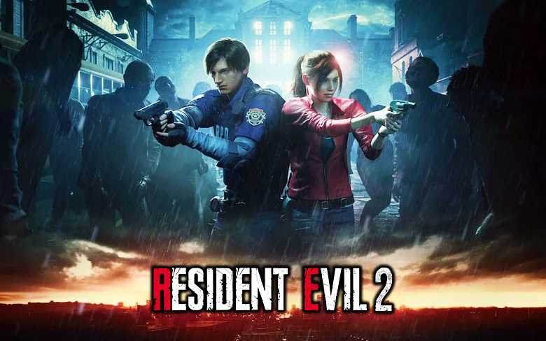 Get It Now: Resident Evil 2 Demo