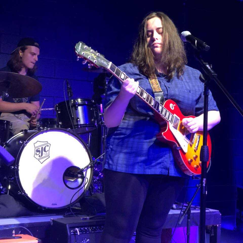 Student musician discusses apathetic rock project 'saltlick'